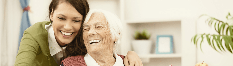 Pflege für ältere Menschen mit polnischer