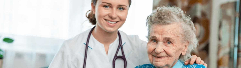Sitter für ältere Menschen